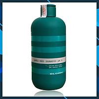 Dầu gội Elgon Colorcare Anti-red shampoo khử ánh đỏ và chăm sóc tóc nhuộm màu rêu pH6 Ý 300ml