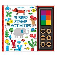Usborne Rubber Stamp Activities