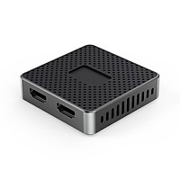 Hdmi-compatible Video Card 4k Gaming Live Broadcast Capture Box 4k-60hz With Live Broadcast Box