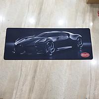 BÀN DI CHUỘT CỠ LỚN, MIẾNG LÓT CHUỘT Siêu Xe Bugatti