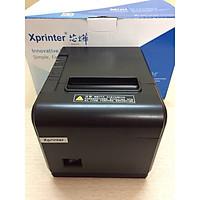 COMBO Máy in hóa đơn Xprinter Q200 hàng chính hãng + 05 cuộn giấy in HIMITA