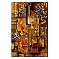 Tranh Canvas Thế Giới Tranh Đẹp Picasso Other-031