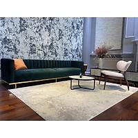 Thảm trang trí/ Thảm trải sàn phòng khách/ Thảm trải sàn phòng ngủ Kaili Giverny JW9026C- HÀNG NHẬP KHẨU