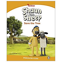 Level 3: Shaun The Sheep Save The Tree (Pearson English Kids Readers)