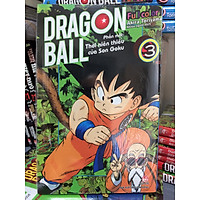 DRAGON BALL FULL COLOR - PHẦN MỘT - TẬP 3