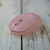 Chuột không dây Forter V182 Pink (Màu Hồng) - Hàng...