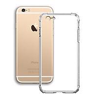 Ốp Lưng Chống Sốc cho điện thoại Apple Iphone 6 / 6S - Dẻo Trong - Hàng Chính Hãng