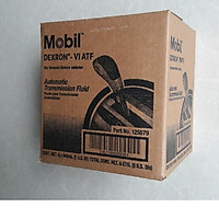 Thùng 6 chai dầu hộp số MOBIL ATF - DEXRON (6 chai x 946 ml)- Dầu nhớt Mobil nhập khẩu từ Mỹ