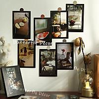 Bìa, postcard ,decor thiệp làm tranh treo tường trang trí