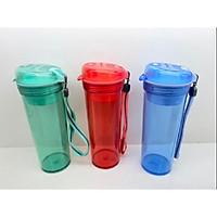 Bình nước Drinking Flask 400ml Tupperware (màu ngẫu nhiên)