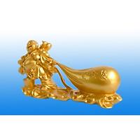 Tượng Phật Di Lặc Phong Thủy Đẹp Trang Trí Phòng Khách