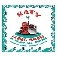 Katy And The Big Snow (Christmas books)
