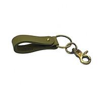 Móc khóa da thật - Genuine leather keyring - LKR-319