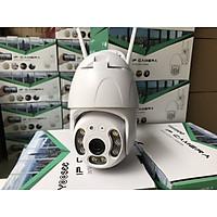 Camera Ip Wifi Ngoài Trời Yoosee GW-D10S 2.0 MP Full HD1080P (Ban Đêm Có Màu) - Tặng thẻ nhớ 32G - Hàng Nhập Khẩu