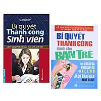 Combo Sách Kỹ Năng Sống: Bí Quyết Thành Công Dành Cho Bạn Trẻ (Tái Bản) + Bí Quyết Thành Công Sinh Viên (Tái Bản) - (Những Cuốn Sách Tạo Nên Sự Thành Công, Sách Hay)