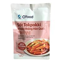 [Chỉ Giao HCM] - Big C - SốtTokbokkiO'foodtruyền thống 120g - 00172