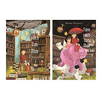 Sách Combo Tiệm sách cơn mưa Tập 1 + Tập 2