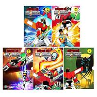 Combo 5 box: Dũng Sĩ HESMAN Box 11,12,13,14,15 ( Từ Tập 51 đến Tập 75)