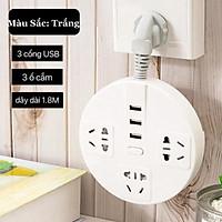 Ổ Cắm Điện Thông Minh Đa Tính Năng Chống Giật Điện Hàng Siêu Cao Cấp Dài 1M8