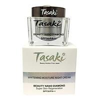Kem Tasaki Dưỡng Trắng & Phục Hồi Nano Diamond Tasaki (25g)