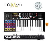 M-Audio Code 25 Phím Black USB MIDI Keyboard Controller With X/Y Pad MAudio Bàn phím sáng tác - Sản xuất âm nhạc Producer Code25 - Kèm Móng Gẩy DreamMaker