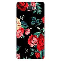 Ốp lưng dẻo cho Samsung Galaxy J7 Prime _Flower