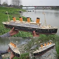 Đồ chơi lắp ráp gỗ 3D Mô hình Tàu R.M.S Titanic