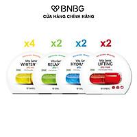 Combo 10 Mặt Nạ BNBG Vita Genic Jelly Mask Dưỡng Da Chuyên Sâu 30ml x10
