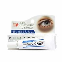Kem mờ thâm quầng mắt Cream Kumargic Eye 20g - Phiên bản mới