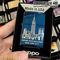 Bật Lửa Zippo 20446 Empire State Building