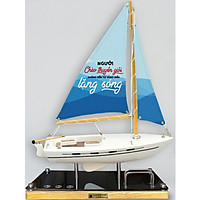 Mô hình Thuyền Lucky C300 A001.T4