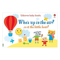 Usborne Who's Up In The Air? ...Is It The Bear?