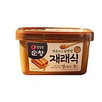 Tương Đậu Nành Truyền Thống Daesang Hàn Quốc Hộp 1Kg