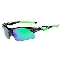 Cycling Fashion Polarized Sunglasses Half-frame Eye-protection Glasses