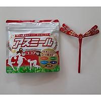 Sữa Asumiru Phát Triển Chiều Cao (Từ 3 đến 16 tuổi) - tặng kèm chú chuồn chuồn tre dễ thương cho bé