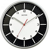 Đồng hồ treo tường hiệu RHYTHM - JAPAN CMG544NR02 (Kích thước 31.0 x 4.5cm)