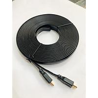 Cáp 2 đầu HDMI- dài 15 mét-màu đen-dây dẹp
