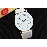 Đồng hồ nữ dây da YZ250