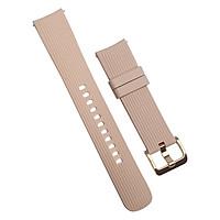 Dây Cao Su Dành Cho Đồng Hồ Samsung Galaxy Watch (22mm) - Hàng chính hãng