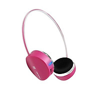 Tai Nghe Bluetooth Chụp Tai Prolink PHB6001E. Âm Thanh Trung Thực, Màu Sắc Nổi Bật - Hàng Chính Hãng