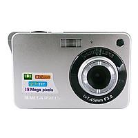 Máy Chụp Ảnh Kỹ Thuật Số Có Màn Hình LCD (18 Megapixels) (2.7 Inch)