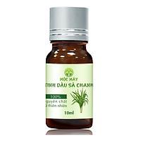 Tinh dầu Sả Chanh Organic 10ml Mộc Mây - tinh dầu nguyên chất từ thiên nhiên - chất lượng và mùi hương vượt trội