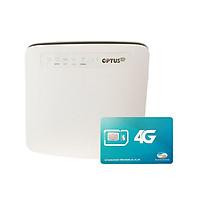 Bộ phát wifi 4G Huawei E5186 tốc độ 300Mbps + Sim Viettel 4G Siêu tốc khuyến Mãi 60GB/Tháng - Hàng Nhập Khẩu