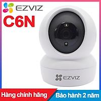 [Hàng chính hãng] Camera Wifi EZVIZ C6N xoay 360 độ, âm thanh 2 chiều, ghi hình 1080p