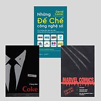 Bộ: Những đế chế công nghệ số - Công dân Coke - Bí mật về chuỗi cung ứng của Coca-Cola - Marvel Comics: Chuyện chưa kể (2018)