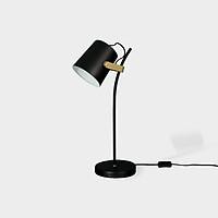 Đèn Để Bàn, Đèn Học, Đèn Làm Việc, Đèn Trang trí Make My Home HASI - Đen