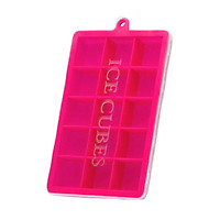 Silicone Ice Cube Trays with Lids Square Ice Cube Molds 15 Ice Cubes Maker Mold for Ice Cream Party Cocktail Whiskey