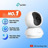 Camera Wifi TP-Link Tapo C210 Độ Phân Giải 3MP Lưu trữ 256GB Giám Sát An Ninh - Hàng Chính Hãng