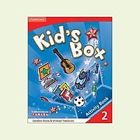 Kid's Box 2 Activity Book Reprint Edition