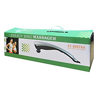 Máy Massage Cầm Tay 3 Đầu Mềm Energy King LC-2007AA